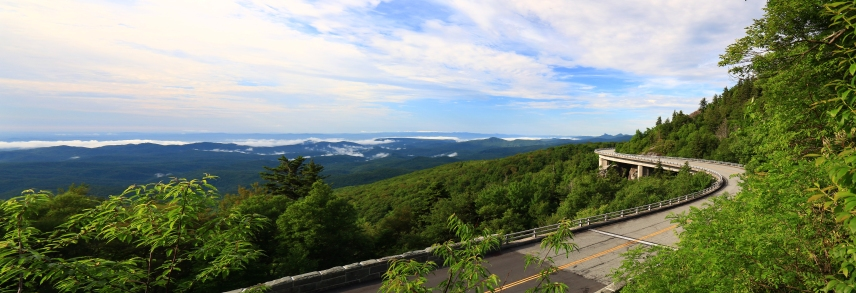 Linville Via Duct, Blue Ridge Parkway