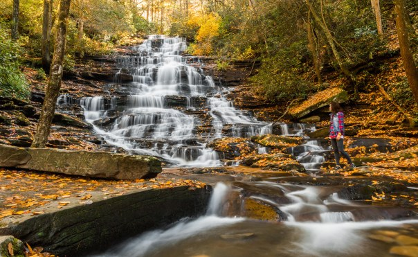 Minnehaha Falls, Georgia